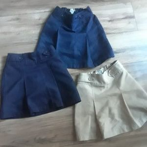 Other - 3 uniform skirts